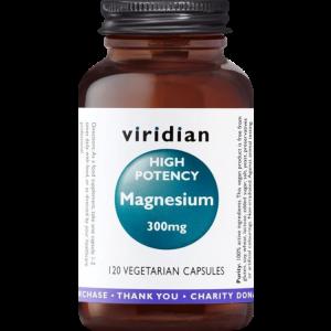 High potency Magnesium 300mg 120 kapsúl
