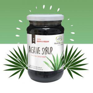 Agave Sirup Bio 370ml (Syrup z agáve)