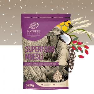 Superfood Muesli Bio 320g